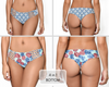 4 in 1  Bikini Bottom by Maya Swimwear