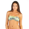 Black Signature Bandeau Top