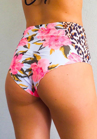 STAR High Waisted Scrunch Bottom (FINAL SALE)