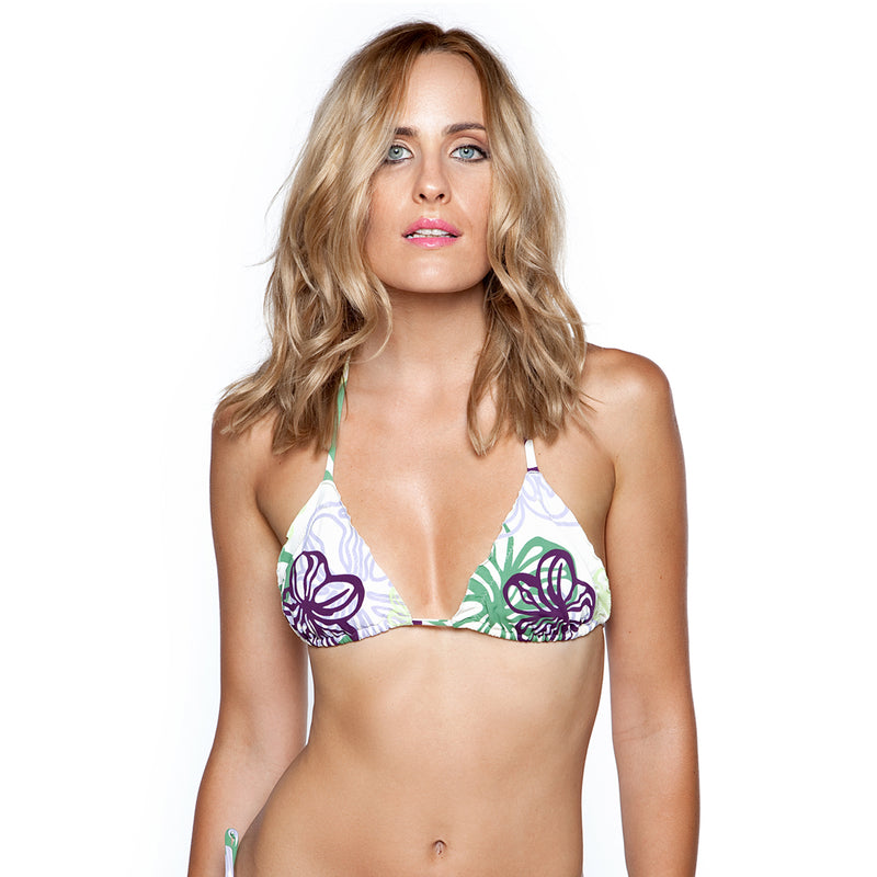Aruba Lilac Signature Triangle Top