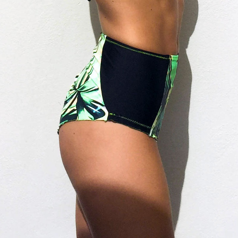 Maya Swimwear Scrunch High Waisted Bottom