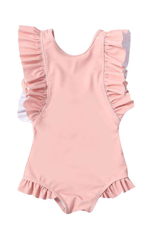 MAYA UNLIMITED Baby Girl Light Pink One-Piece swimwear