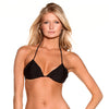 BLACK Signature Triangle Bikini Top  by Maya Swimwear