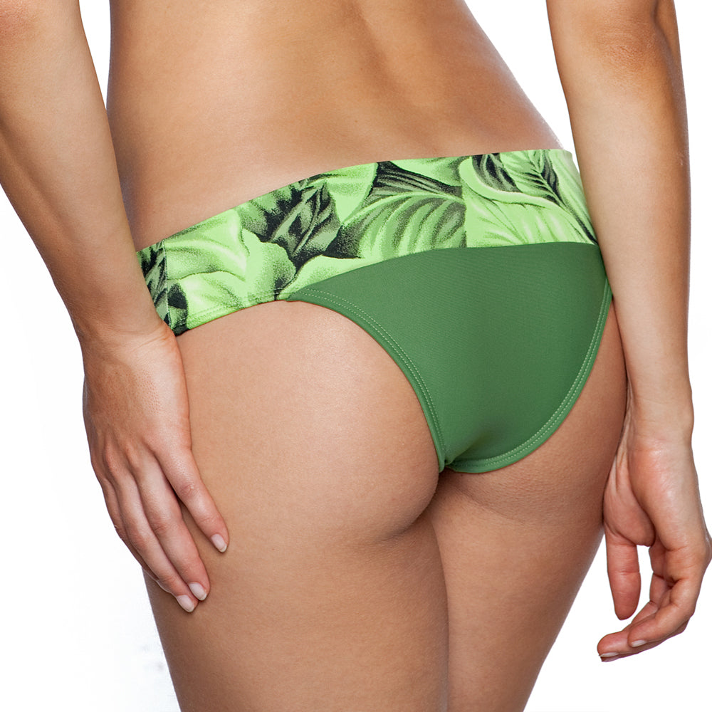 Jamaica Cross Band Hipster Bottom