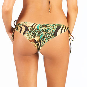 Emerald Tiger Signature Tie Side Bottom