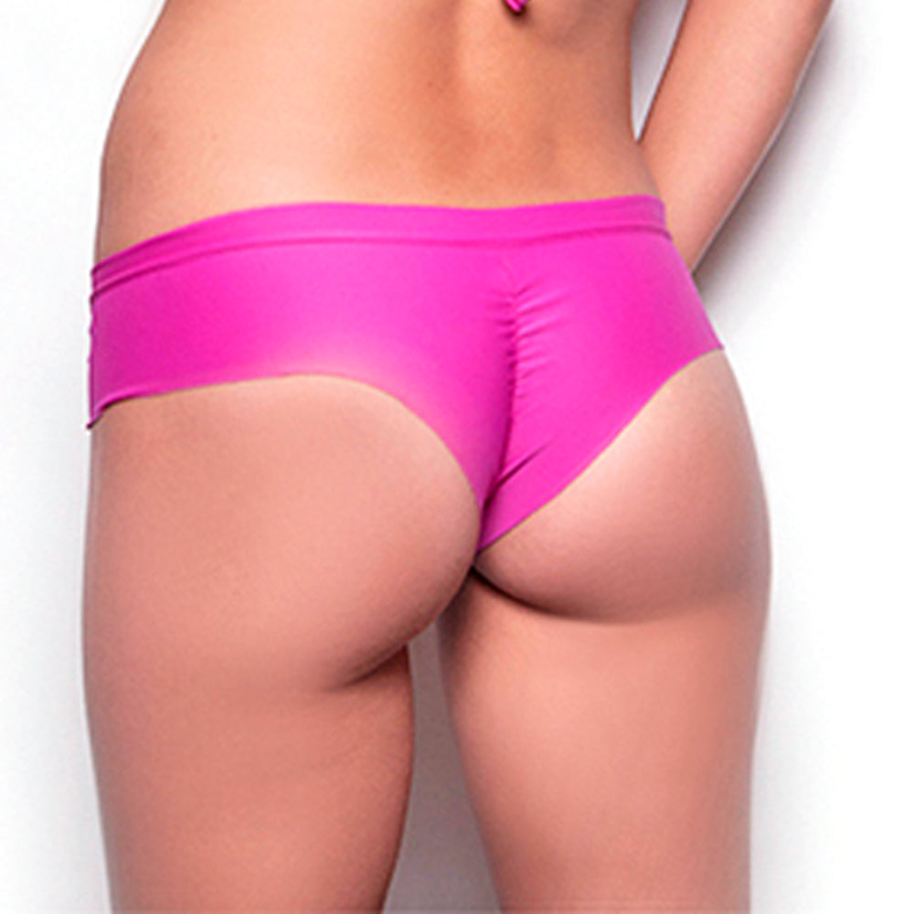 Mellow Fuchsia Boyshort Bottom