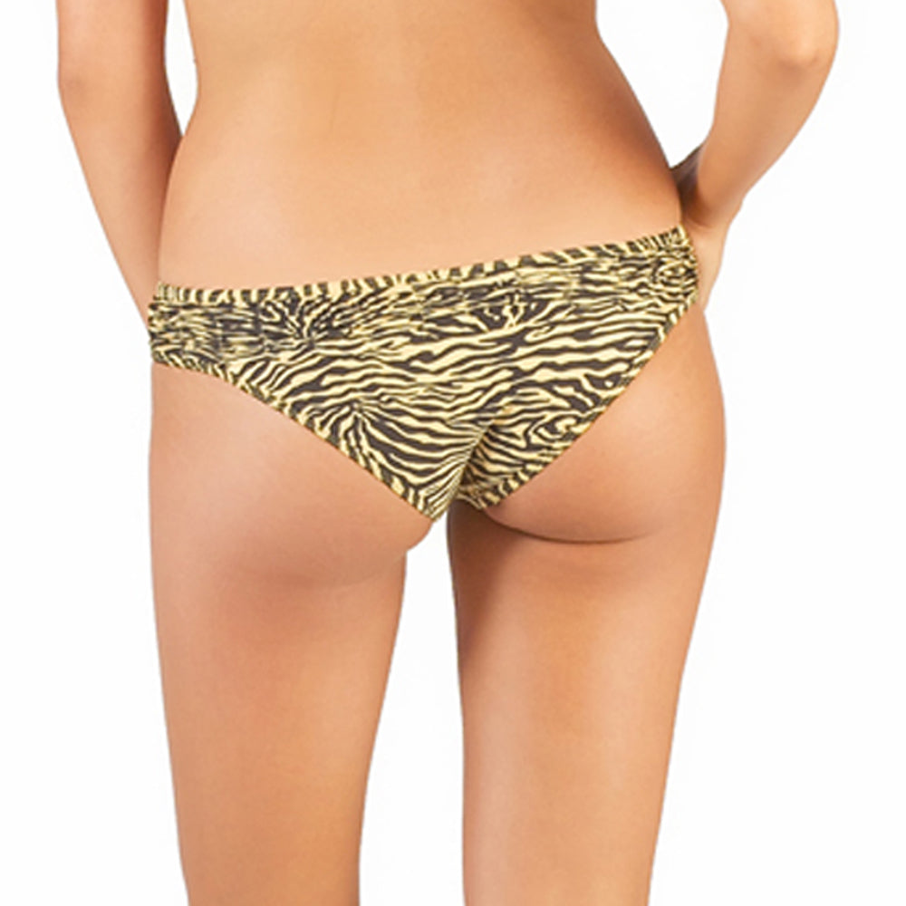 Golden Zebra Palermo Ruffle Bottom