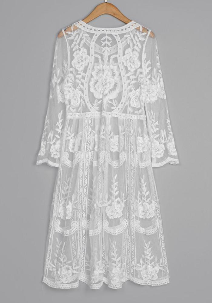 Maya Unlimited Embroidery Lace Dress