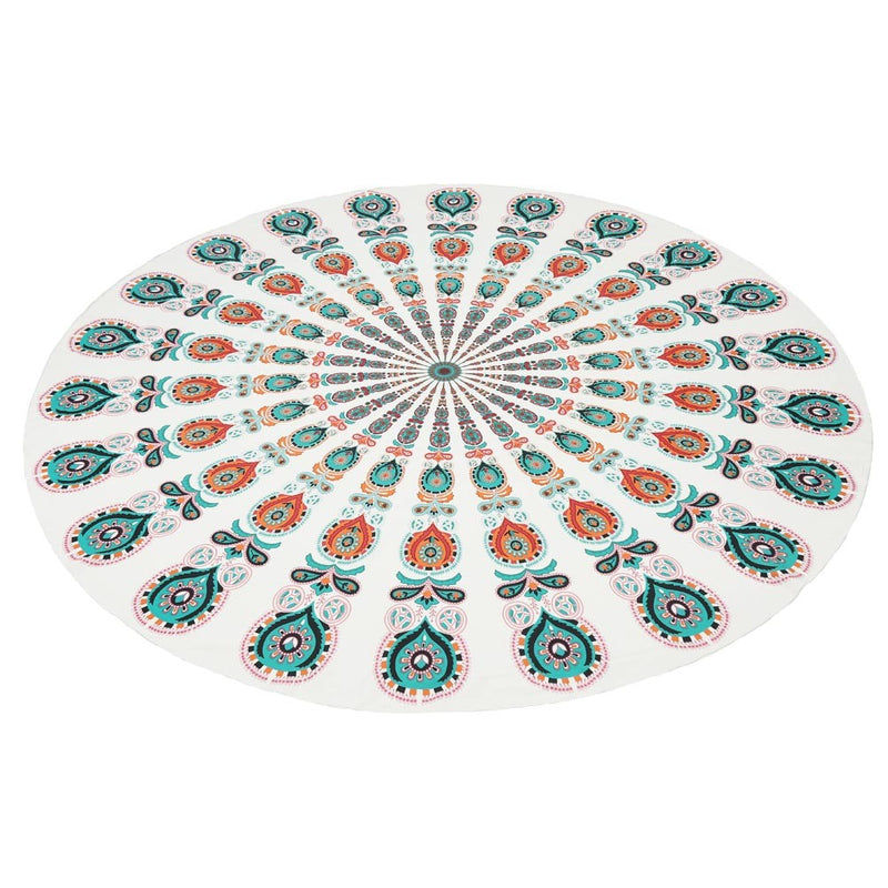 Maya Unlimited Bohemian Round Beach Mat