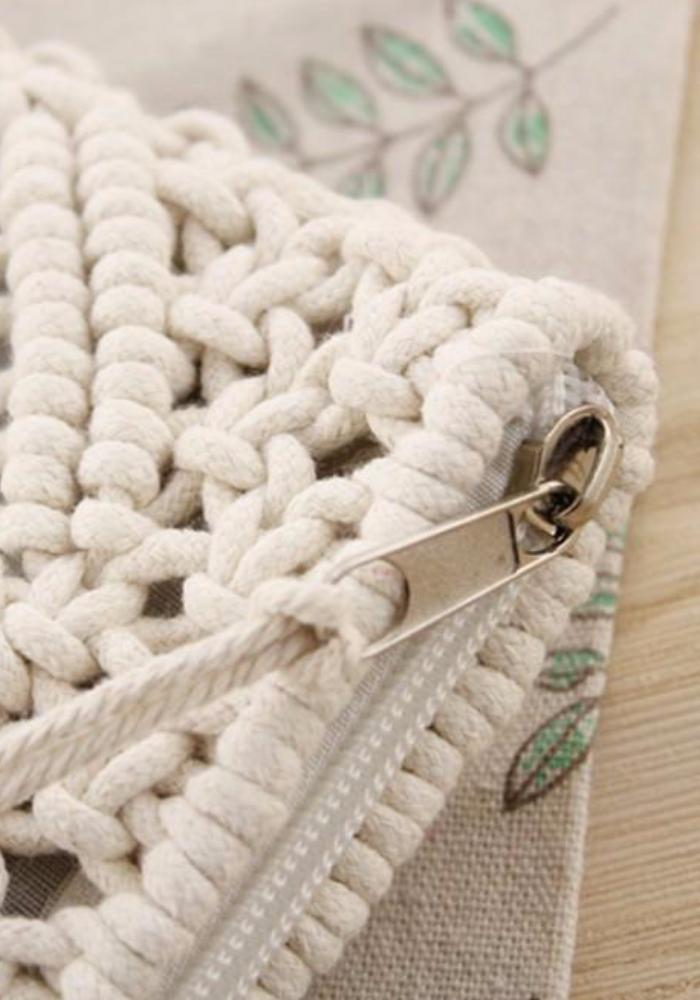 Bohemian Clutch Bag detail