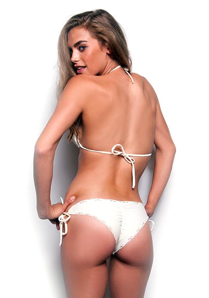 Ivory Signature Top back
