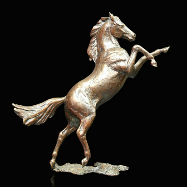 Freedom Rearing Horse Sculpture Limited Edition