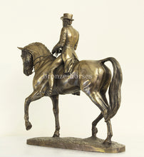 Au Passage Cold Cast Bronze Sculpture Made in the UK