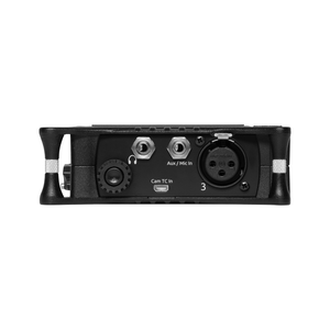 Sound Devices MixPre-3 II Premium Podcast Recorder/Mixer/USB Interface