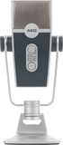 AKG Lyra USB Podcast Microphone by BLEAV Podcast Network