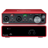 AKG P120 Streaming/Podcasting Pack w/Focusrite Scarlett 2I2 Audio Interface