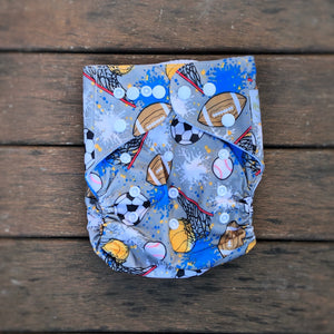 Modern Cloth Nappies - Sports