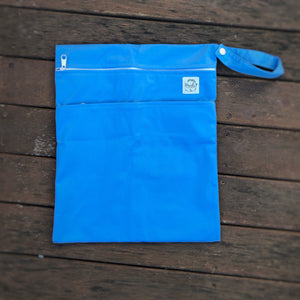 Wet Bag - Blue
