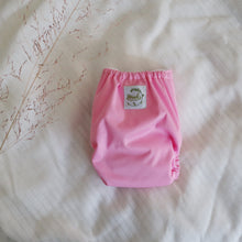Load image into Gallery viewer, Newborn Pocket Nappy - Baby Pink
