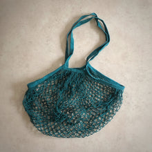 Load image into Gallery viewer, String Bag - Seaweed Green