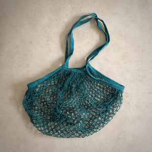 String Bag - Seaweed Green