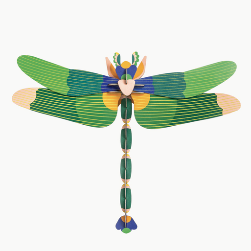 Giant Dragonfly Green