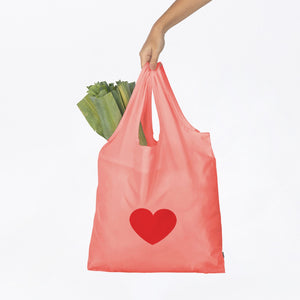 Shopping Bag Heart
