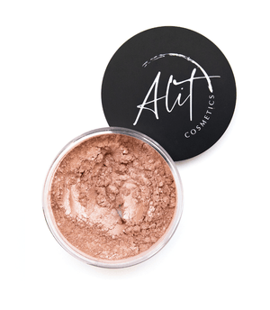 Mineral Blush (Rusted Crimson) Vegan - Alit Cosmetics Made_in_Australia - Toxin Free