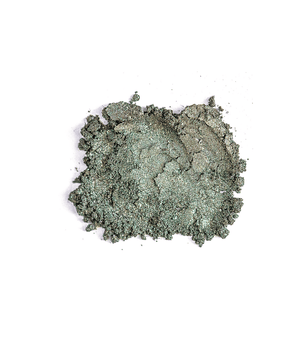 Mineral Eyeshadow (Sage Pigment Pot ) Vegan - Alit Cosmetics Made_in_Australia - Toxin Free Eyeshadows