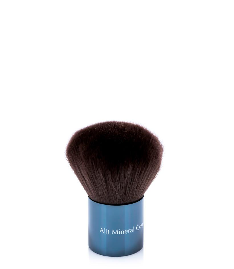 The Kabuki Brush Vegan - Alit Cosmetics Made_in_Australia - Toxin Free General