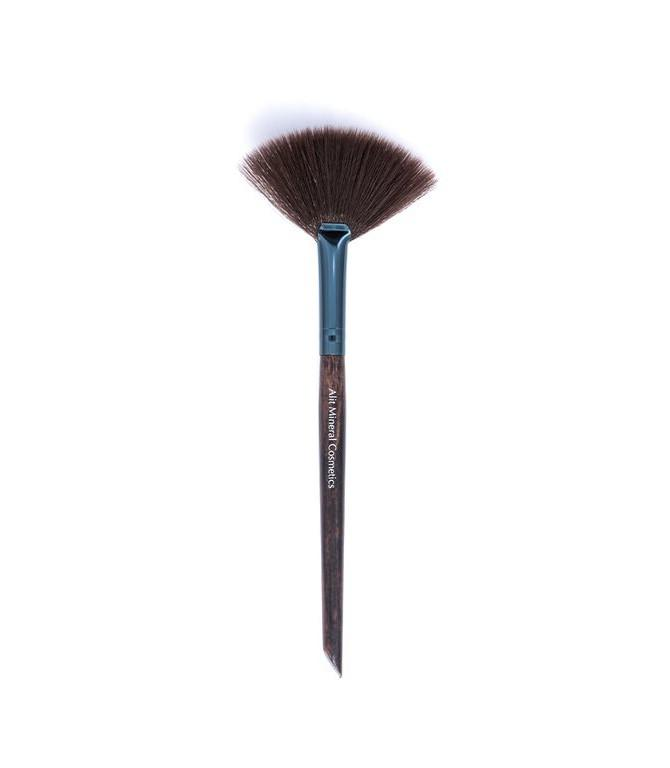 Load image into Gallery viewer, Vegan Fan Brush Vegan - Alit Cosmetics Made_in_Australia - Toxin Free General