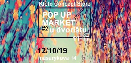 Pop Up Market #2 12/10/19