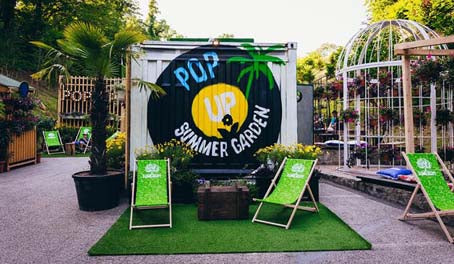 Pop Up Summer Garden @Swanky 27 - 30/7/2019