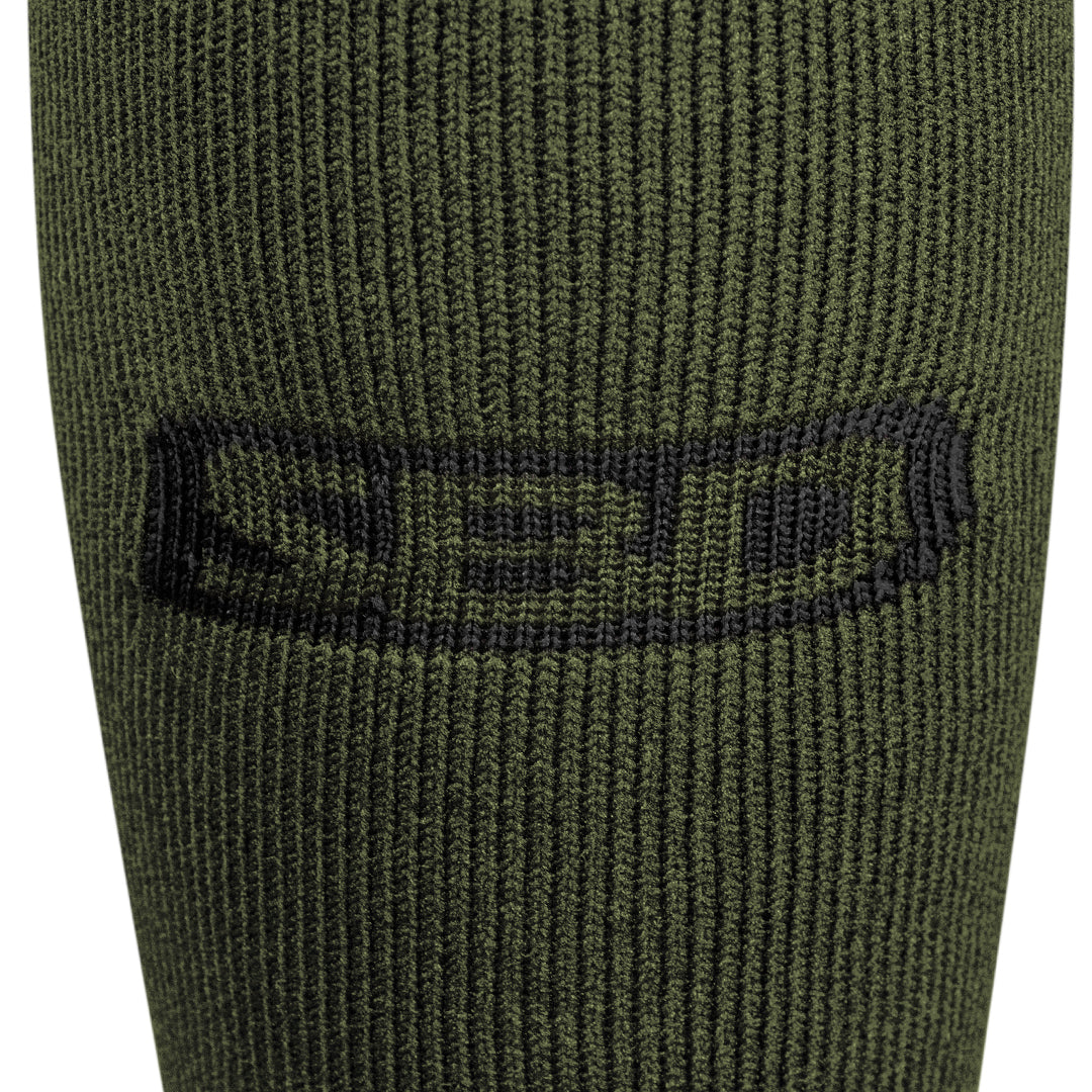 Deadlift Socks - Green w/Black - Endure Range