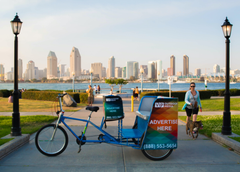 New & Used Pedicabs