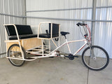 Used 5 Seater Pedicab Rickshaw Bikes for Sale!