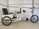 Used 5 Seater Pedicab Rickshaw Bike for Sale!