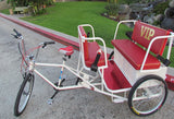 New 5 Seater Pedicabs, an Eco-Friendly way to Earn Money or Shuttle the Family