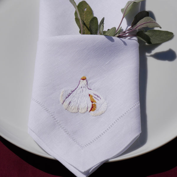 GARLIC NAPKIN SET