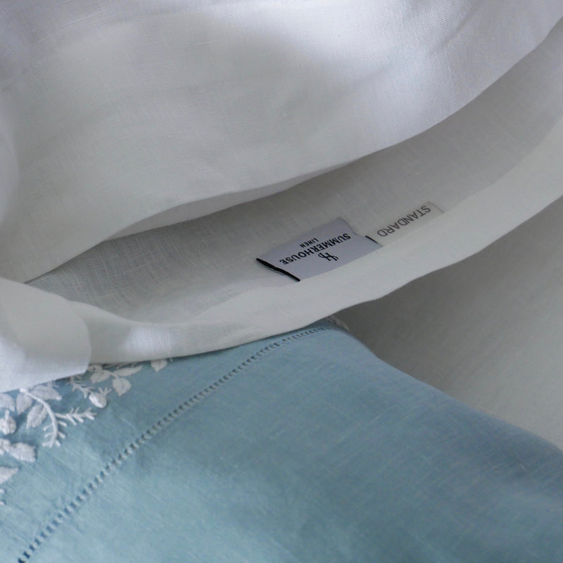 FRENCH COUNTRY LINEN - DUCKEGG - TOP SHEET SET