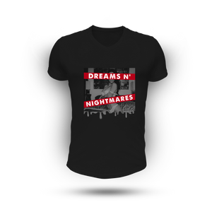 Dreams N' Nightmares Tee - BLACK (Men)