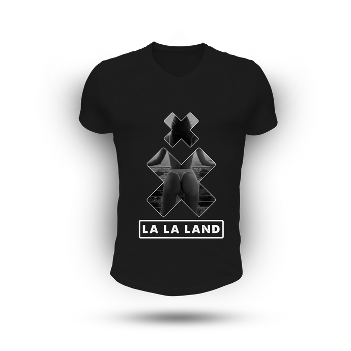 La La Land Tee - BLACK (Men)