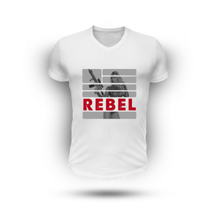 Rebel Tee - WHITE (Men)