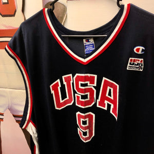 Early 2000s Vince Carter Team USA Basketball Olympic Champion Jersey