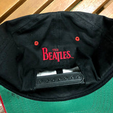 90s The Beatles 'Help!' Spellout Promo Snapback Hat