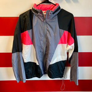90s Nike Grey Tag Windbreaker
