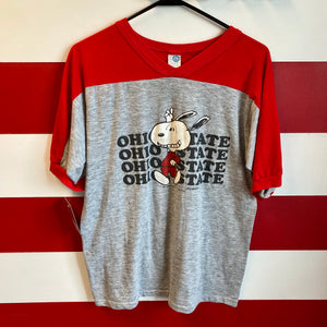 80s Snoopy Ohio State Shirt