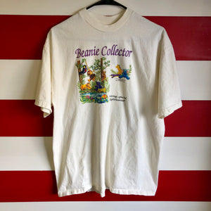 1998 Beanie Baby 'Beanie Collector: Loving, Special, Light Hearted' Shirt