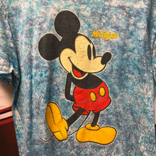 90s Mickey Mouse Michigan Dyed Shirt