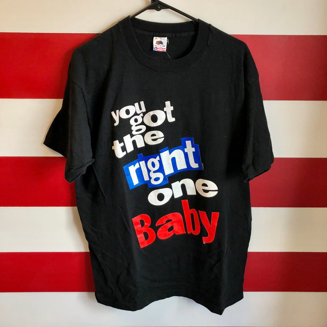90s Diet Pepsi 'You Got The Right One Baby' Shirt